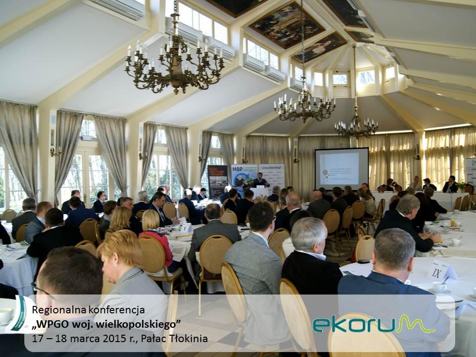 Regionalna Konferencja<br><strong>WPGO woj. wielkopolskiego</strong><br>17-18 marca 2015<br>Pałac Tłokinia pod Kaliszem thumbnail