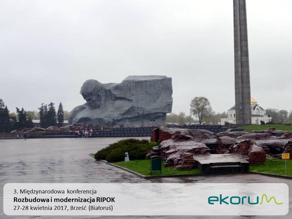 Międzynarodowy wyjazd techniczny<br><strong>Rozbudowa i modernizacja RIPOK</strong><br>28 kwietnia 2017<br>BMP Brześć (Białoruś) thumbnail