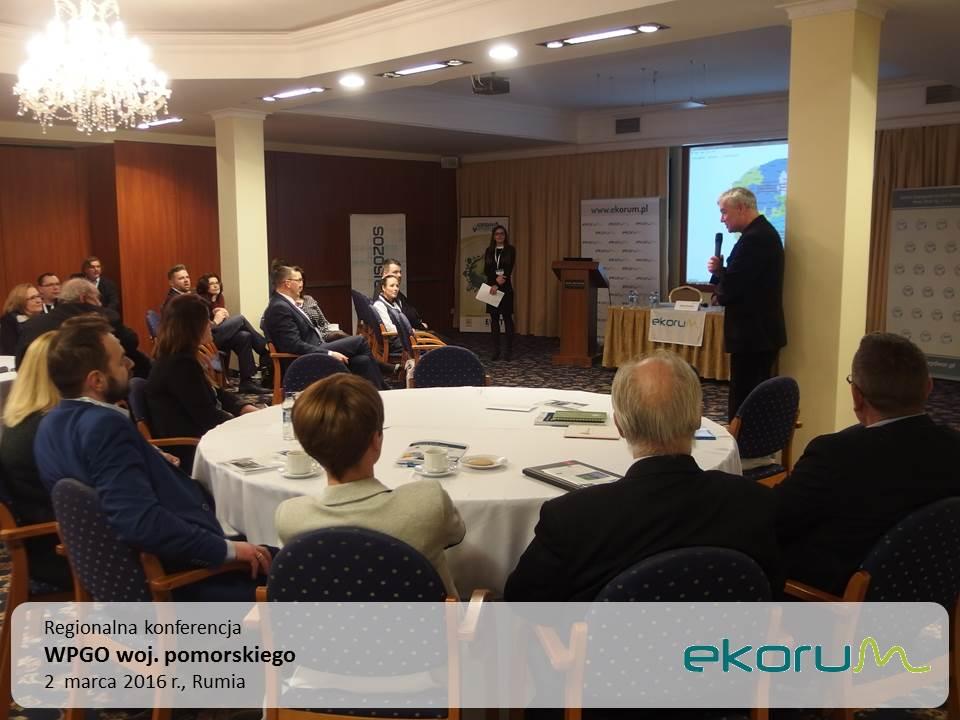 Regionalna konferencja<br><strong>WPGO woj. pomorskiego</strong><br>2 marca 2016<br>Rumia thumbnail