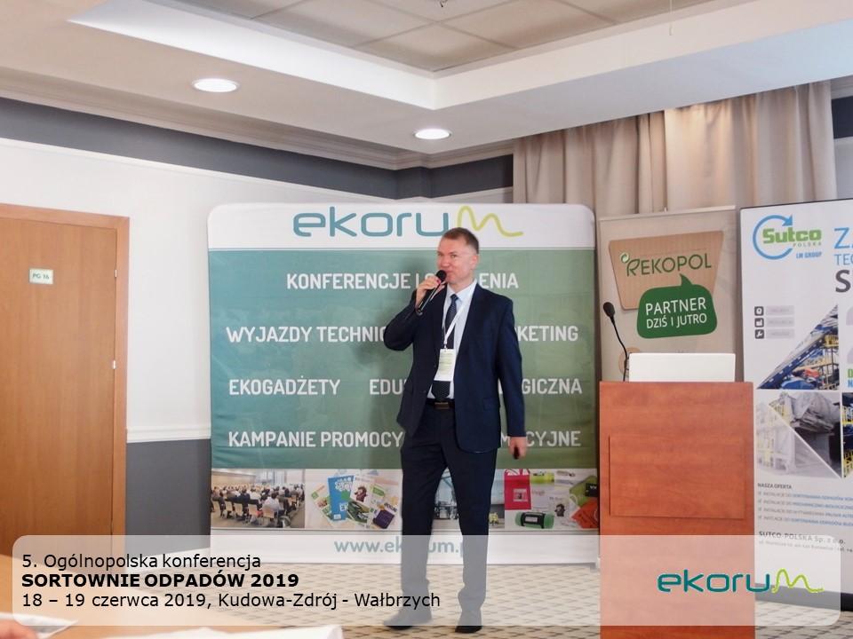 5. Ogólnopolska konferencja<br><strong>Sortownie odpadów 2019 </strong><br> 18-19 czerwca 2019 <br> Kudowa-Zdrój – Wałbrzych thumbnail
