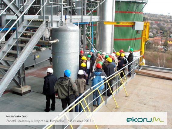 Międzynarodowy wyjazd techniczny<br><strong>Podatek śmieciowy w krajach UE</strong><br>6-8 kwietnia 2011<br>Czechy-Słowacja-Austria thumbnail