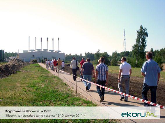 Międzynarodowy wyjazd techniczny<br><strong>Składowisko – przyszłość czy konieczność?</strong><br>8-10 czerwca 2011<br>Litwa-Łotwa thumbnail