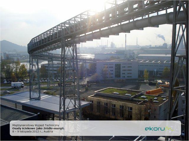 Międzynarodowy wyjazd techniczny<br><strong>Osady ściekowe jako źródło energii</strong><br>8-9 listopada 2012<br>Austria thumbnail