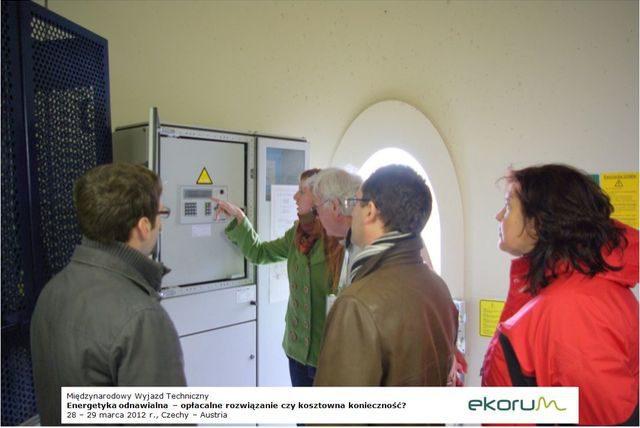 Międzynarodowy wyjazd techniczny<br><strong>Energetyka odnawialna – opłacalne rozwiązanie czy kosztowna konieczność?</strong><br>28-29 marca 2012<br>Czechy-Austria thumbnail