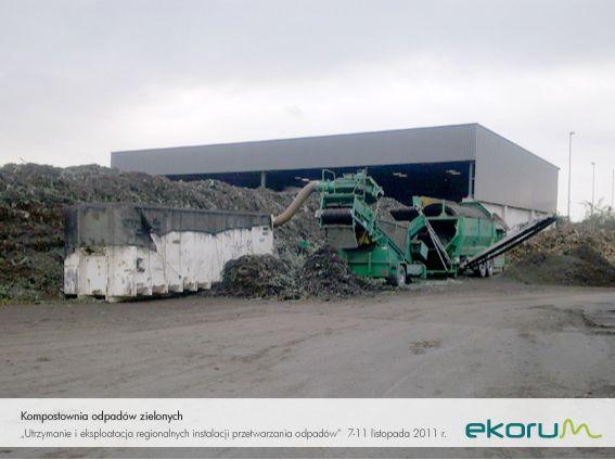 Międzynarodowy wyjazd techniczny<br><strong>Utrzymanie i eksploatacja regionalnych instalacji przetwarzania odpadów</strong><br>7-10 listopada 2011<br>Bruksela thumbnail