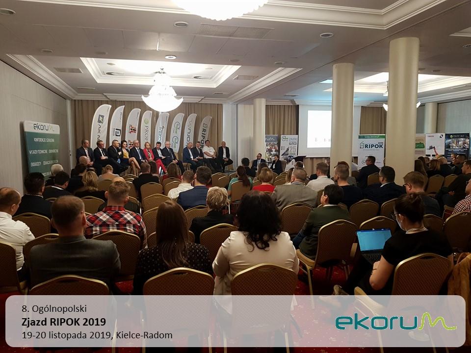 8. Ogólnopolski<br><strong>Zjazd RIPOK</strong><br>19-20 listopada 2019<br>Kielce/Radom thumbnail
