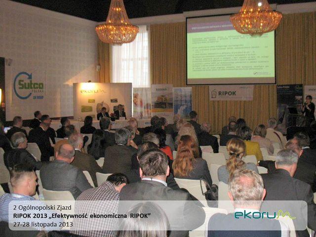 2. Ogólnopolski<br><strong>Zjazd RIPOK 2013 </strong><br>27-28 listopada 2013<br>Sopot thumbnail