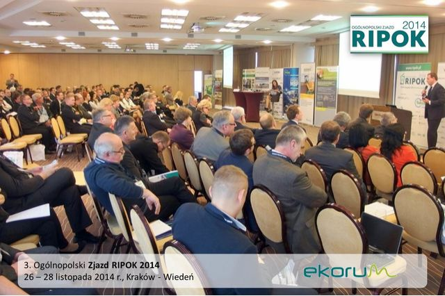 3. Ogólnopolski<br><strong>Zjazd RIPOK 2013 </strong><br>26-28 listopada 2014<br>Kraków –  Wiedeń thumbnail