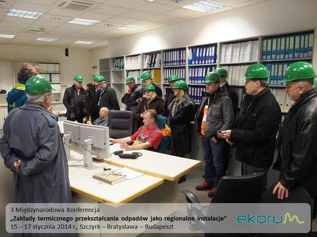 3. Międzynarodowa Konferencja<br><strong>Zakłady termicznego przekształcania odpadów komunalnych jako regionalne instalacje</strong><br>15-17 stycznia 2014<br>Szczyrk – Bratysława – Budapeszt thumbnail